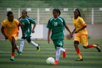 Sudan's first female football stars push for women's rights