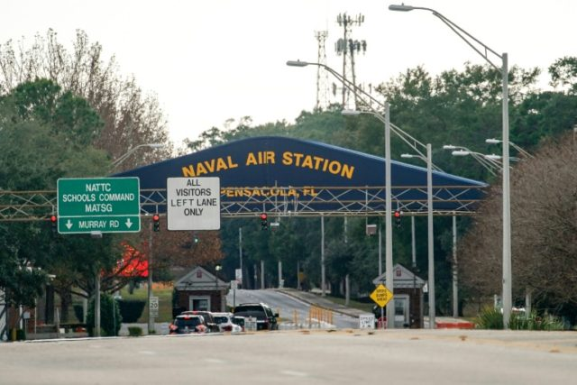 No terror group immediately claimed the deadly attack carried out by a Saudi military trainee at Naval Air Station Pensacola in Florida