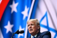 Trump tells Jewish-Americans he is Israel's best friend