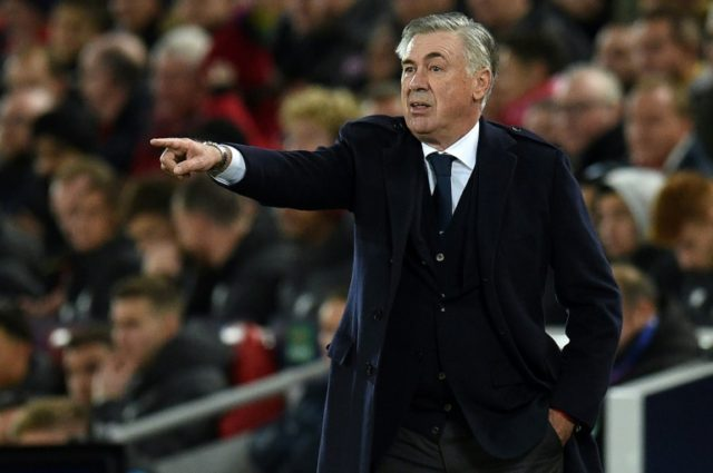 Napoli Carlo Ancelotti said had not thought about resigning despite his side stretching their winless run to seven league games