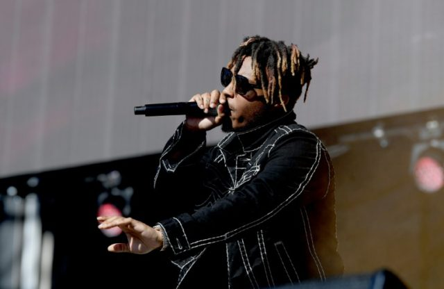 Rising US rap artist Juice WRLD dies at 21: reports