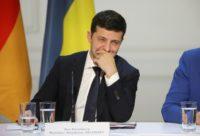 Russian TV airs comedy starring Ukraine president
