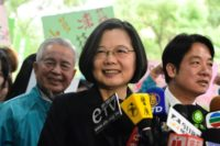 US calls on China not to interfere in Taiwan election