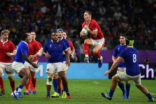 Liam Williams to rejoin Scarlets from Saracens