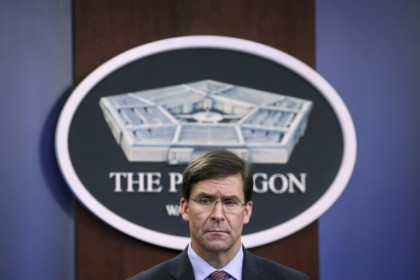 "US Secretary of Defense Mark Esper has asked Iraq to ""take proactive actions"" in response to rocket attacks targeting American interests in the country"