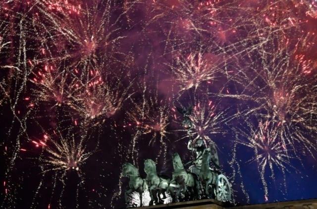 Call to cancel Sydney fireworks