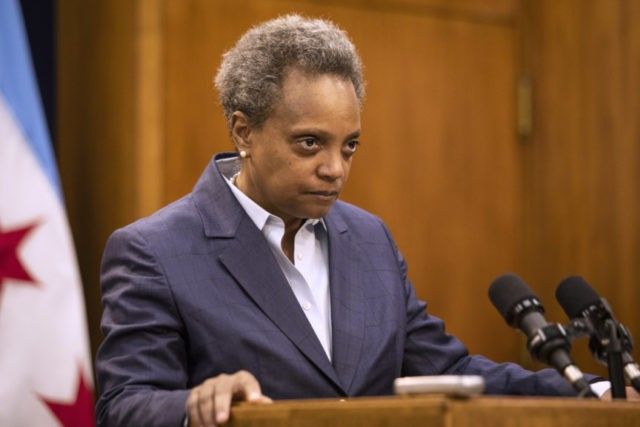 Chicago mayor fires city's top cop over 'ethical lapses'