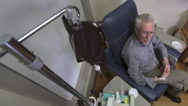 Drug Reduces Delusions in Dementia Patients
