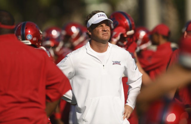 AP source: Ole Miss working to bring Kiffin back to SEC