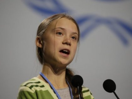 Thunberg tells governments: 'You are misleading' on climate