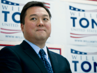 Former State Rep. William Tong, D-Stamford, in 2012. In November Tong won the race for Connecticut attorney general. JESSICA HILL / AP