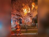 D.C. house fire