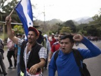 Mexico Offers 4K Jobs to Honduran Caravan Migrants
