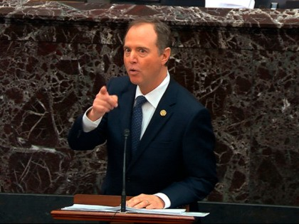 Senate Impeachment Trial: Schiff Says Trump's 'Misconduct Cannot Be Decided at the Ballot Box'