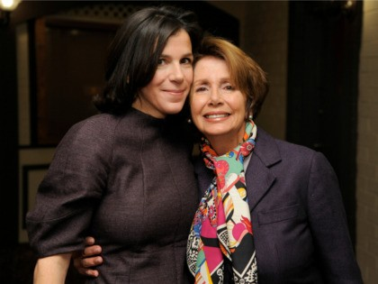 Nancy Pelosi's Daughter Leaks Details of Donald Trump Documentary Shoot to Washington Post Reporters