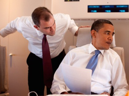 Ben Rhodes and Barack Obama (Pete Souza / The White House via Getty)