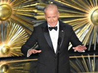 Biden at the Oscars KEVIN WINTERGETTY IMAGES