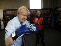 'His Condition is Improving': Boris Johnson 'Sitting up in Bed'