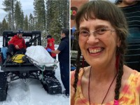 Missing Woman Rescued After Six Days Inside Snow-Covered SUV