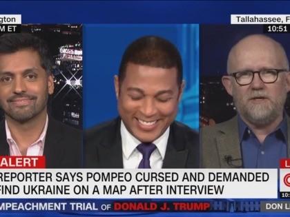CNN Screenshot, 1/25/2020
