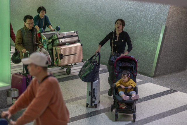China To US Flights Cancelled Over Virus Outbreak