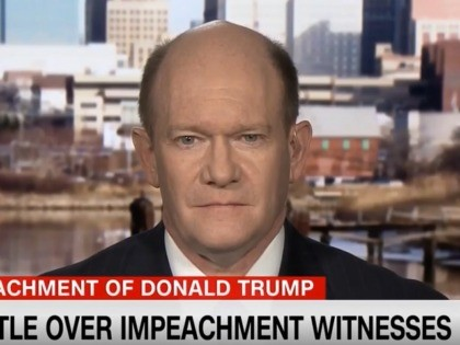 """Chris Coons on 1/18/20 """"Smerconish"""""""