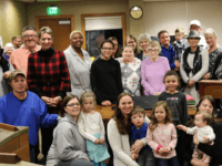 The Board of Supervisors, Department of Human Services and a standing room only crowd recognized Linda Faye Herring last night for nearly five decades of serving as a foster parent to more than 600 children in #JohnsonCountyIA.