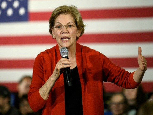 Democratic presidential candidate Elizabeth Warren has proposed criminal penalties for those who knowingly spread disinformation about voting