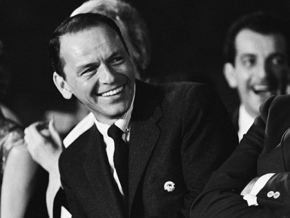 SAN FRANCISCO - NOVEMBER 1, 1960: Singer Frank Sinatra attends a campaign event for Democratic presidential nominee John F. Kennedy on November 1, 1960, in San Francisco, California. (Photo by Michael Ochs Archives/Getty Images)
