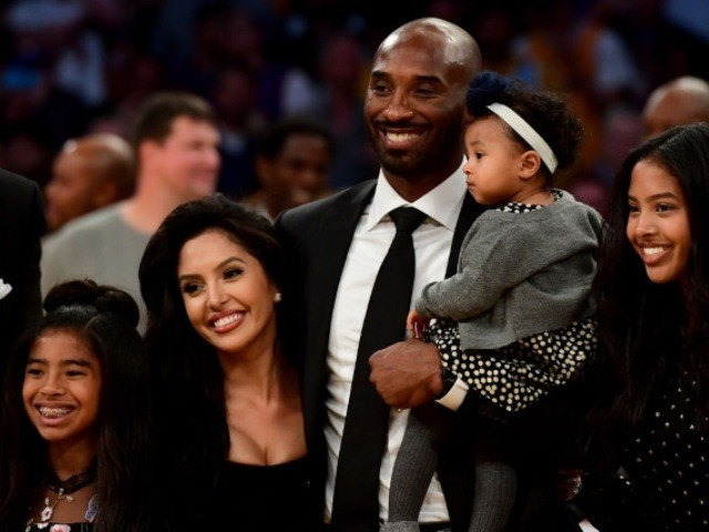 Vanessa Bryant Dumps Partnership with Nike on Behalf of Kobe Bryant Estate