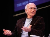 Larry David Says Bernie Sanders Should Drop Out