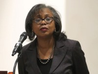 Anita Hill in Iowa: Too Late for Joe Biden to Apologize