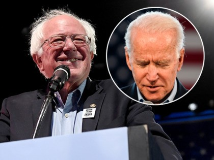 National Poll: Bernie Sanders Stomps Joe Biden with 15-Point Lead