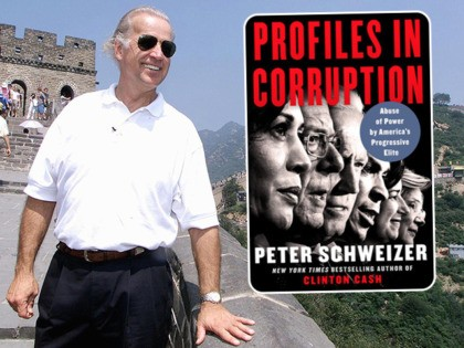 BOMBSHELL: Book to Reveal How Biden Family Siphoned 'Millions in Taxpayer Cash'—Hunter Biden Just the 'Tip of the Iceberg'