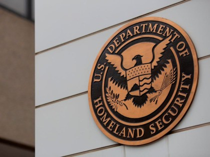 The US Department of Homeland Security building building is seen in Washington, DC, on July 22, 2019. (Photo by Alastair Pike / AFP) (Photo credit should read ALASTAIR PIKE/AFP via Getty Images)
