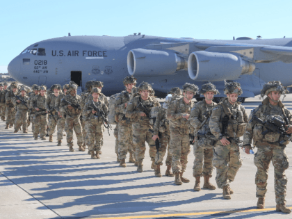 82nd Airborne Division's Immediate Response Force Headed to D.C. amid Riots
