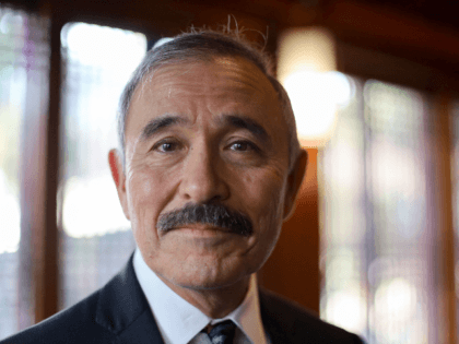 US Ambassador to South Korea Harry Harris poses for a photo after a group interview at the ambassador's residence in Seoul on January 16, 2020. - Washington has compromised in its demands that South Korea should pay billions of dollars towards US troop presence and it was Seoul's turn to …