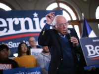 Bernie Sanders Highlights Endorsements from Student Gun Control Activists