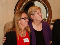 Elizabeth Warren's Daughter Amelia Piggybacked off Mom to Cash In on Corporate Contracts