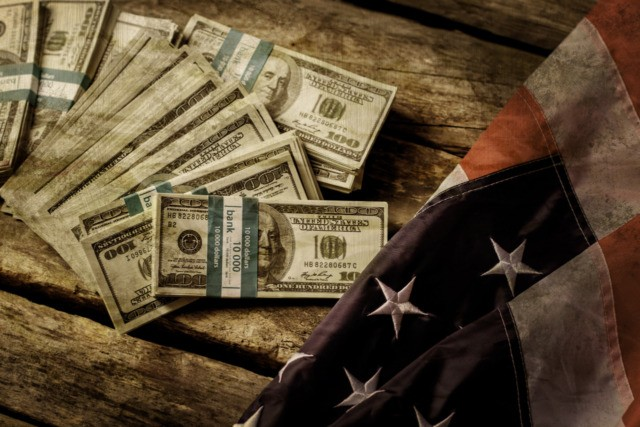 Solid growth of USA economy this year, but with increasing federal budgets