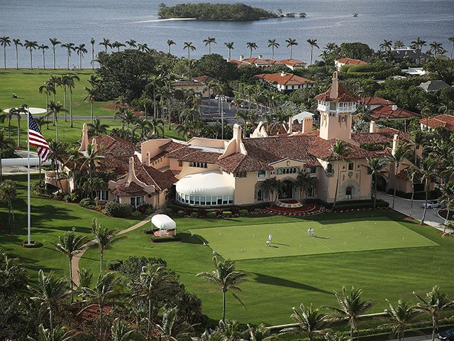 PALM BEACH, FL - JANUARY 11: President Donald Trump's beach front Mar-a-Lago resort is seen the day after Florida received an exemption from the Trump Administration's newly announced ocean drilling plan on January 11, 2018 in Palm Beach, Florida. Florida was the only state to receive an exemption from the …