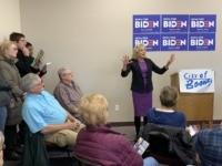 Jill Biden (Joel Pollak / Breitbart News)