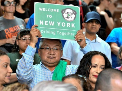 Illegal Aliens Registered to Vote in New York