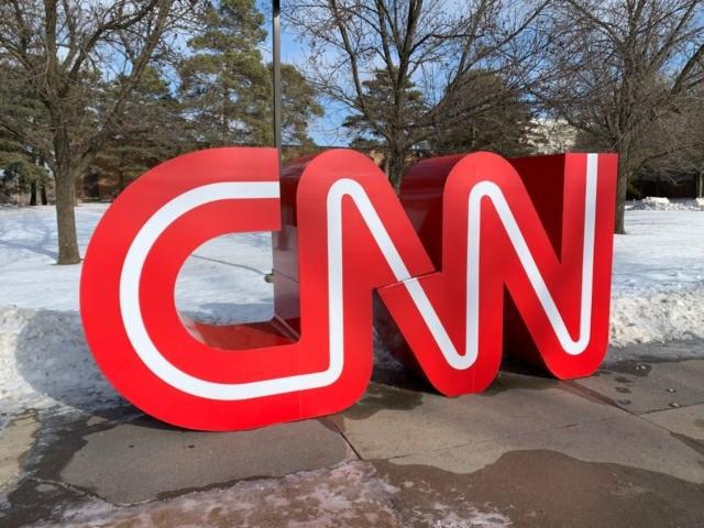CNN (Joel Pollak / Breitbart News)