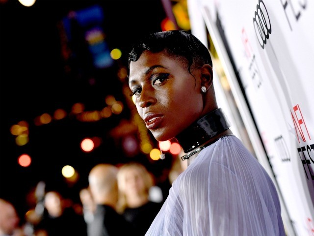 """HOLLYWOOD, CALIFORNIA - NOVEMBER 14: Jodie Turner-Smith attends the """"Queen & Slim"""" Premiere at AFI FEST 2019 presented by Audi at the TCL Chinese Theatre on November 14, 2019 in Hollywood, California. (Photo by Emma McIntyre/Getty Images)"""