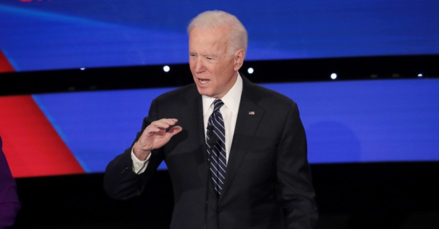 Fact Check: Joe Biden Claims Donald Trump Ordered Military Force 'Into Iran'