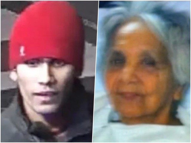 Reeaz Khan, a 21-year-old illegal alien, is accused of brutally murdering 92-year-old Maria Fuentes on a sidewalk in Queens. Khan was never turned over to federal immigration officials despite a previous arrest. (NYPD/Facebook)