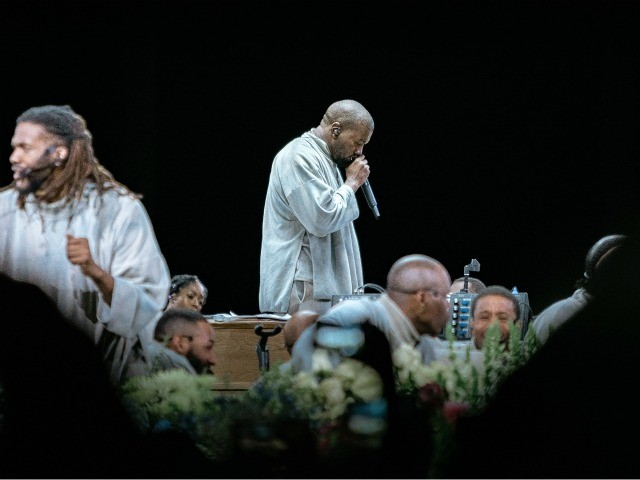 Fashion mogul and Gospel megastar Kanye West brought his Sunday Service choir to an evangelical student conference in Tennessee, where he spoke about being saved by Jesus Christ from the devil who was inhabiting his body.