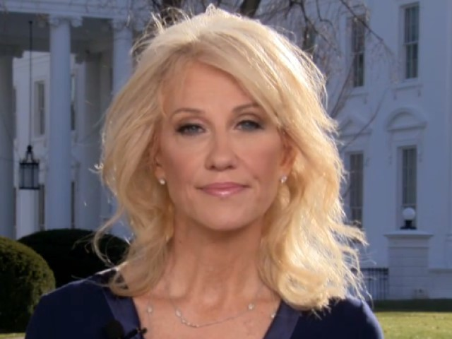 Fact Check: Joe Biden Falsely Claims Kellyanne Conway Backs Riots (Again)