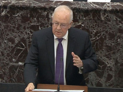 Ken Starr (Senate TV / Associated Press)